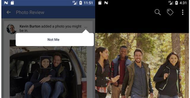 Facebook apresenta novas funções de reconhecimento facial