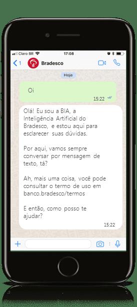 Bradesco; BIA