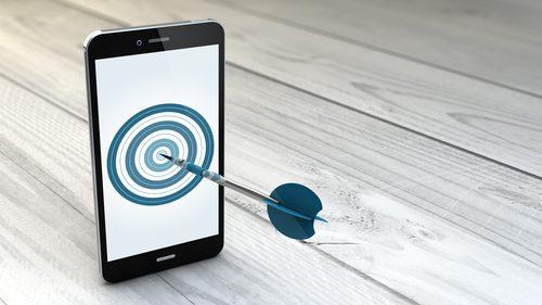 Shutterstock - alvo - celular