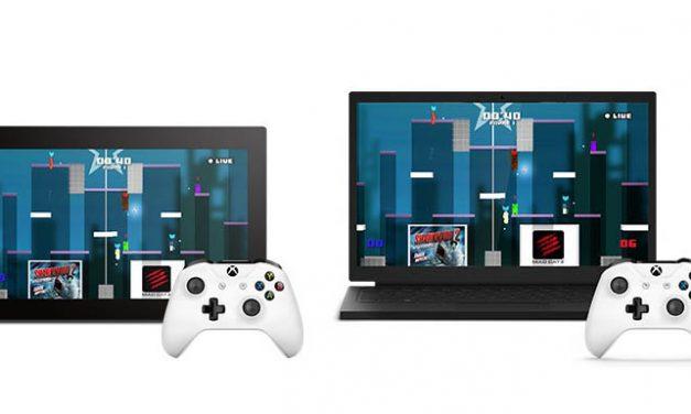 Microsoft apresentará cross-platform entre mobile e Xbox
