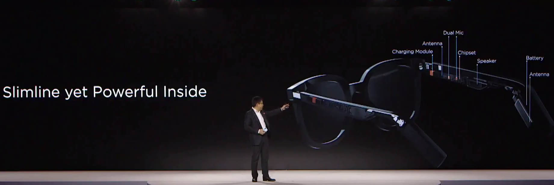 fe830f3a7 Huawei apresenta seu óculos inteligente - Mobile Time