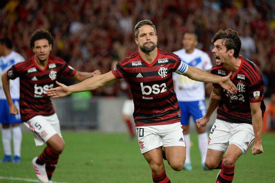 Alexandre Vidal/ Flamengo