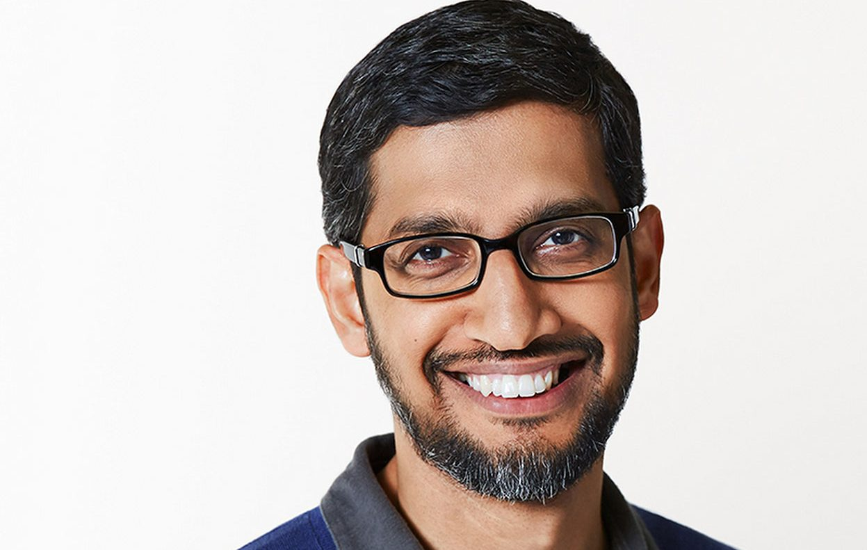 Google; Sundar Pichai