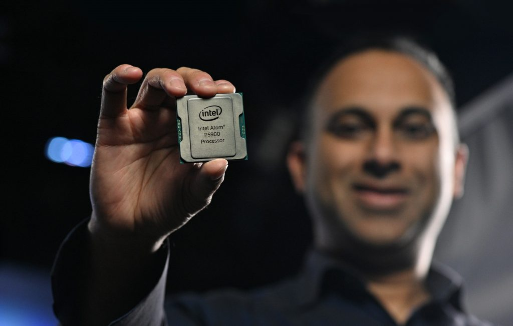 Foto de Walden Kirsch/Intel Corporation