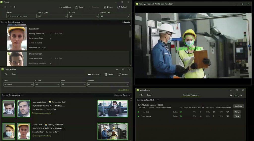 SAFR do RealNetworks - imagem da empresa