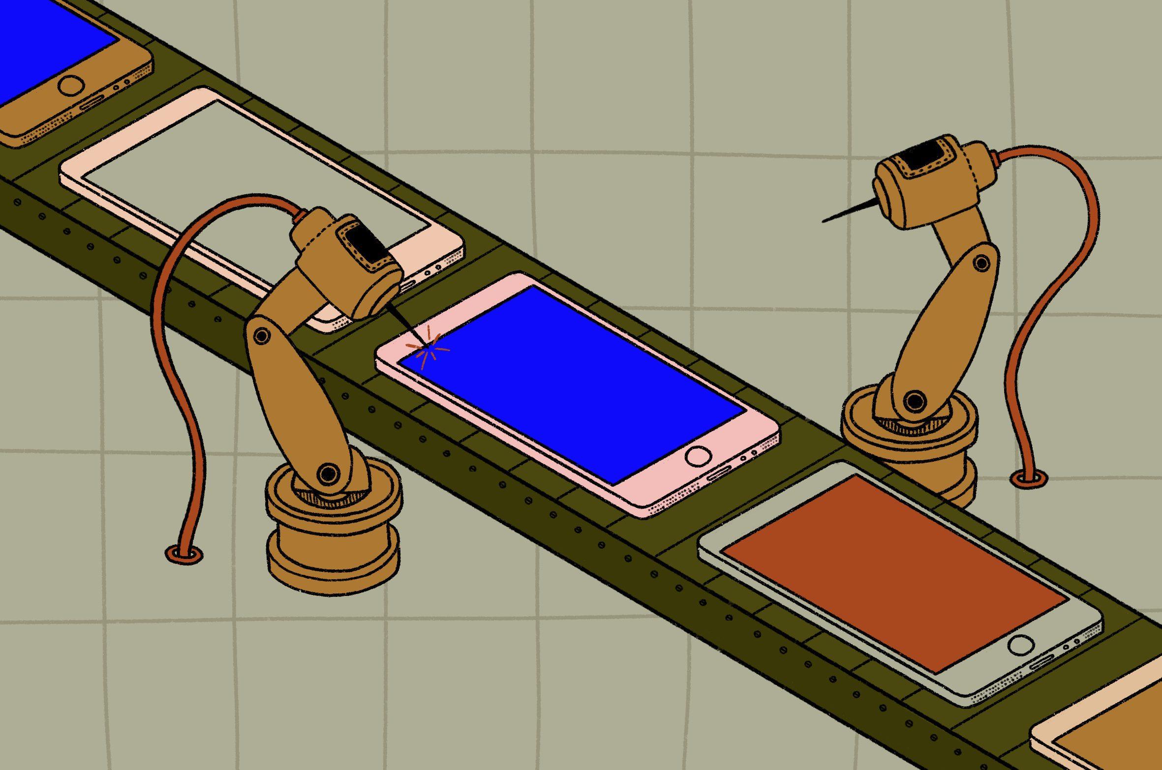 smartphones; mercado