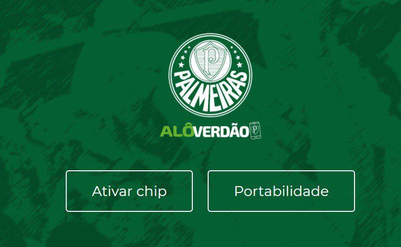 Palmeiras; Alô Verdão; MVNO; Dry Company
