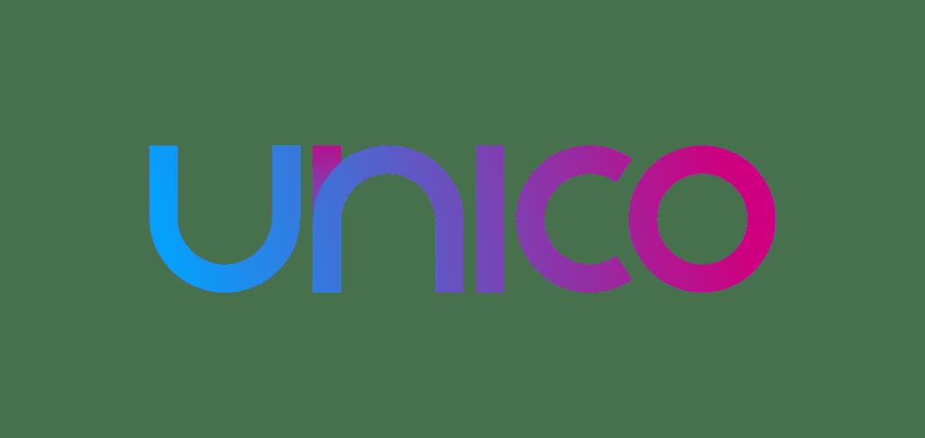Imagem da logomarca da unico