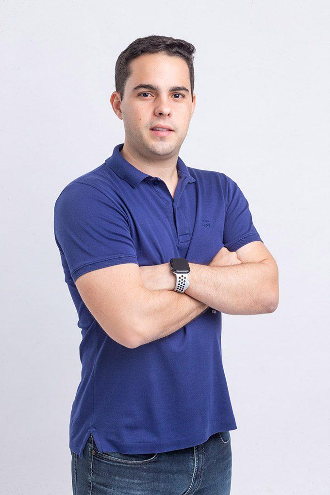 Edisio Pereira Neto, CEO do Zro Bank