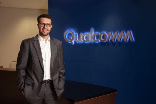 Luiz Tonisi, novo presidente da Qualcomm Latam