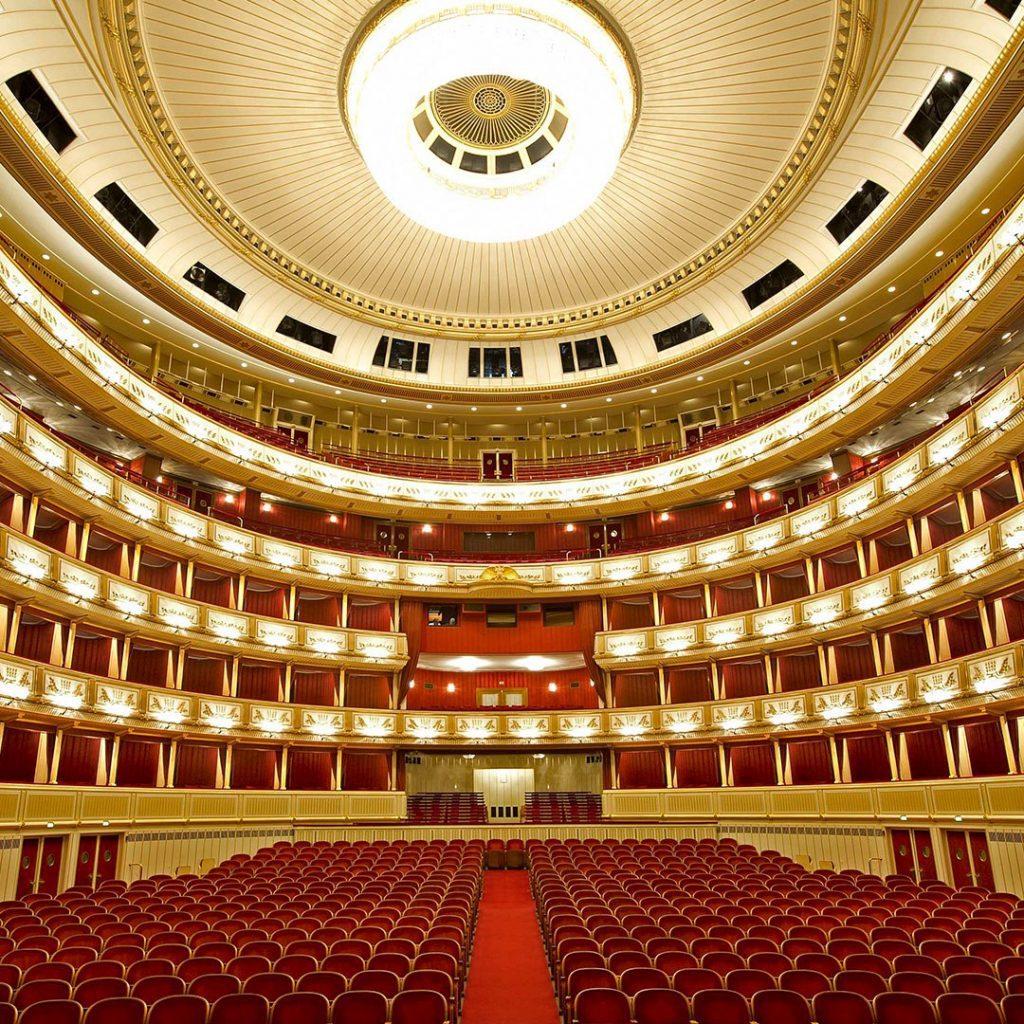 Imagem da Ópera de Viena