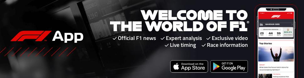 F1 App