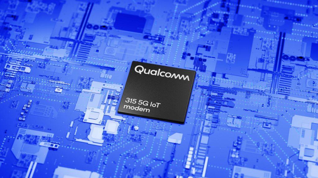 Imagem do release da Qualcomm para a imprensa
