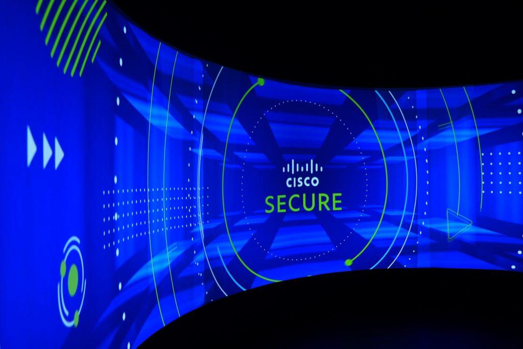 Laboratório de inovação em cibersegurança da Cisco