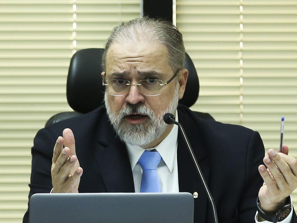 Augusto Aras; PGR; Fake News