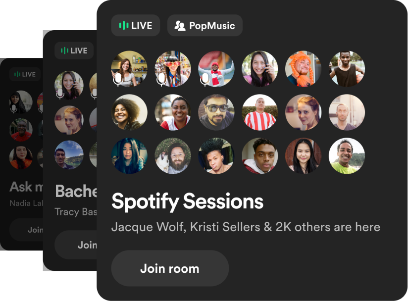 Spotify Greenhouse