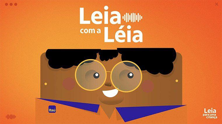 Itaú; Léia